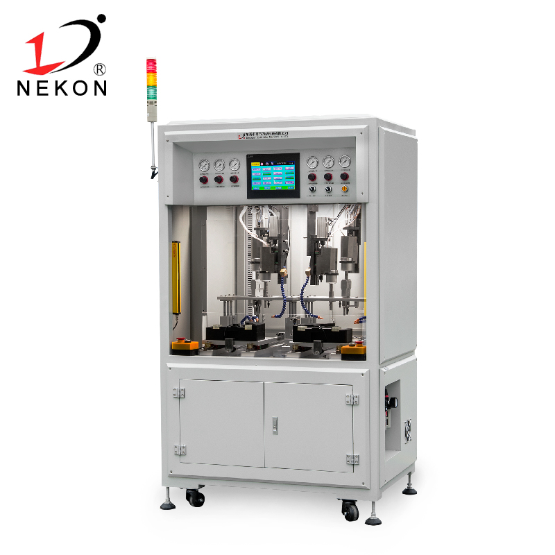 2JA Speaker Mesh Ultrasonic Welding Machine