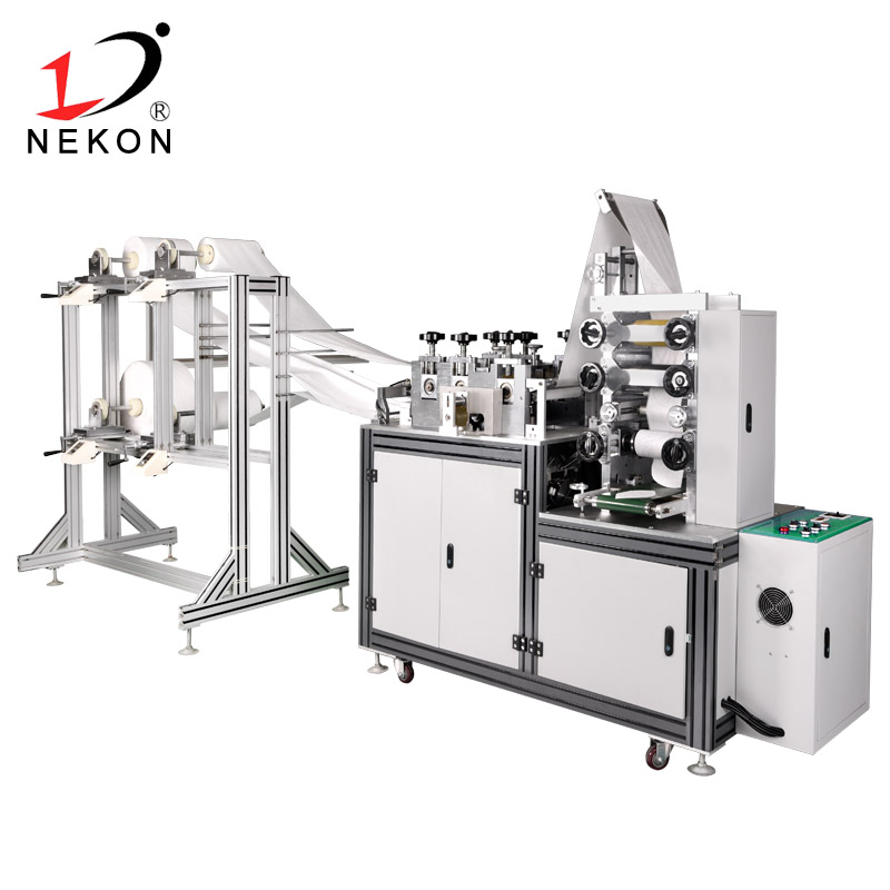 Vertical Folded Mask Blank Making Machine(NK-MMF901F)