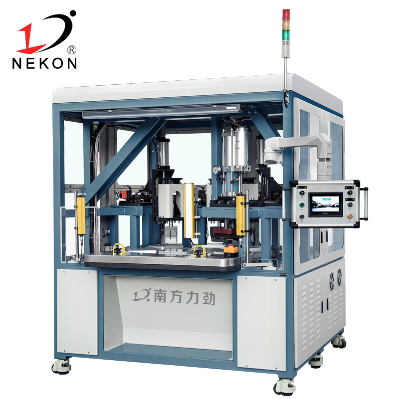 Automatic filter slice welding machine