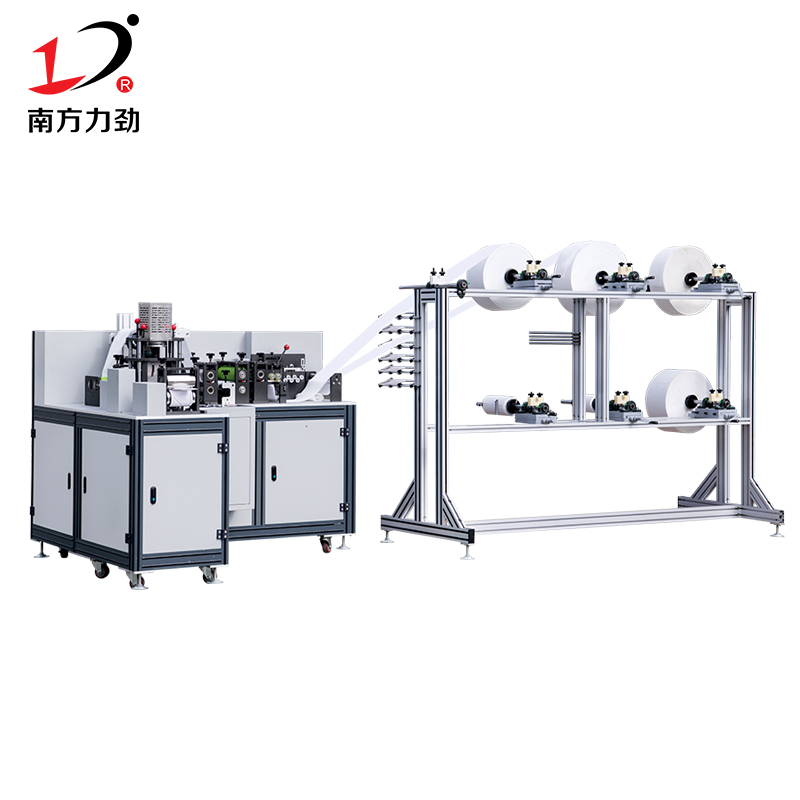Duckbill Mask Blank Making Machine